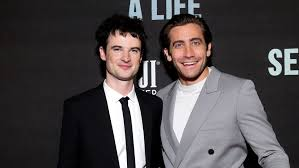 Image result for Jake Gyllenhaal and Tom Sturridge