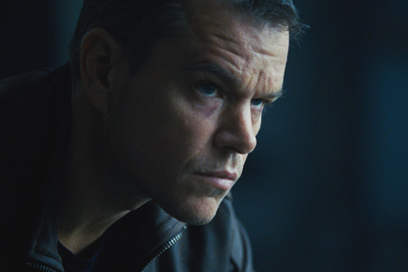 Jason Bourne.