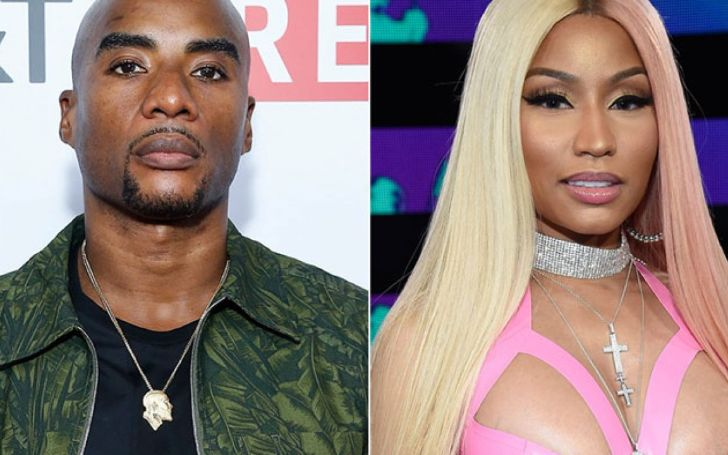 Charlamagne Tha God Claims He 'Never' Banned Nicki Minaj From Hip-Hop Radio Show 'The Breakfast Club'