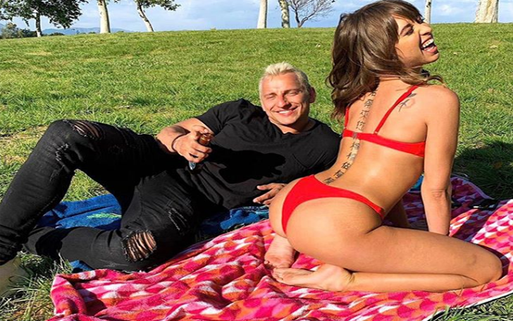Prankster Vitaly Zdorovetskiy Promotes Bang Energy Drink With His 'Sniffing Girls On The Beach Prank!'