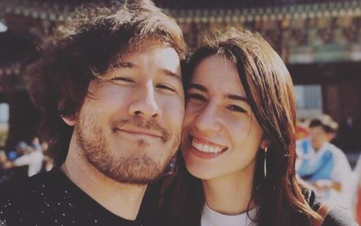 Who Is Youtuber Markiplier's Girlfriend? Or Is He Married? Does He Have A Wife? Learn The Details Of His Dating History!