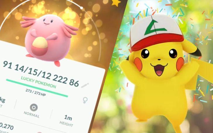 Mobile Game Sensation Pokemon GO Surpasses 1 Billion