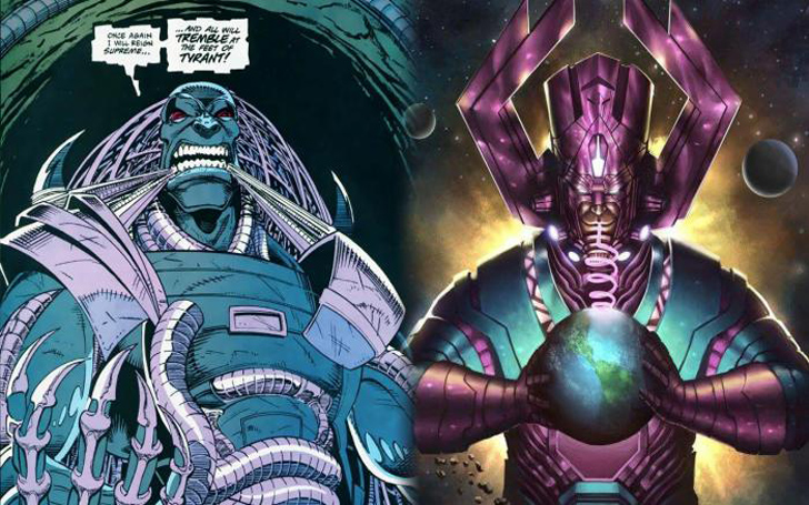 Are Galactus And Tyrant Heading To Marvel Cinematic Universe?