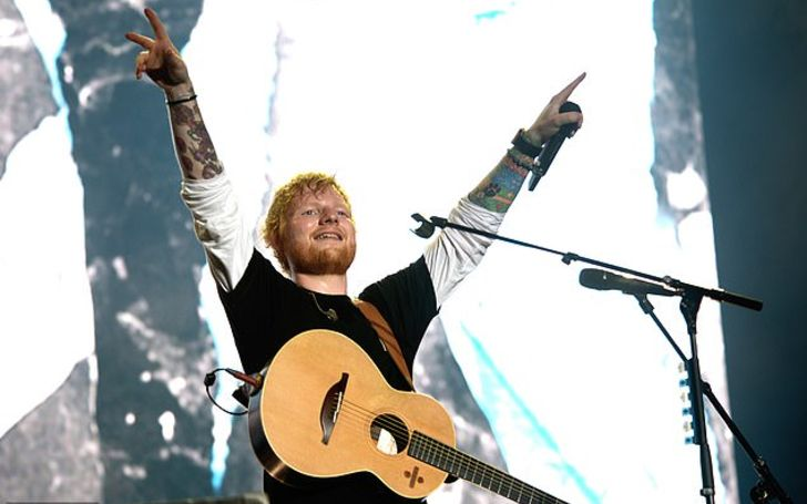 Ed Sheeran Failed His Music College Course Before He Went On To Global Stardom
