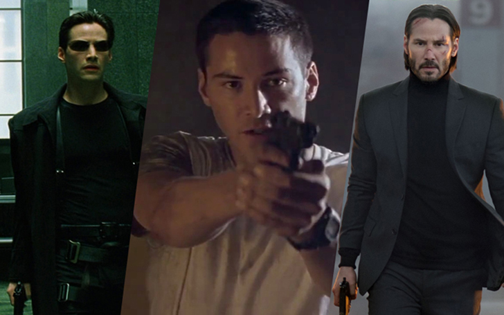 Top 10 Keanu Reeves Movies Ever!