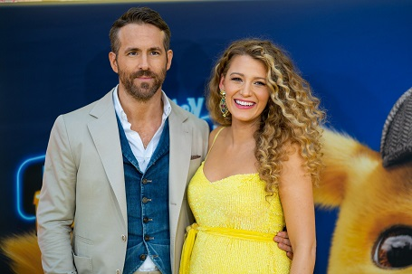 Ryan Reynolds and Blake made a surprise announcement at the red carpet premiere of 'Pokemon: Detective Pikachu in NYC.