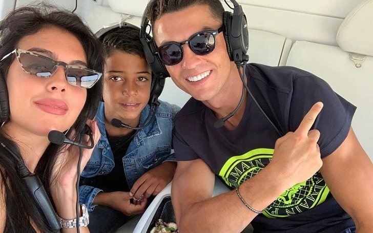 Cristiano Ronaldo Is Likely To Finally Settle Down For The Long Haul With Georgina Rodriguez