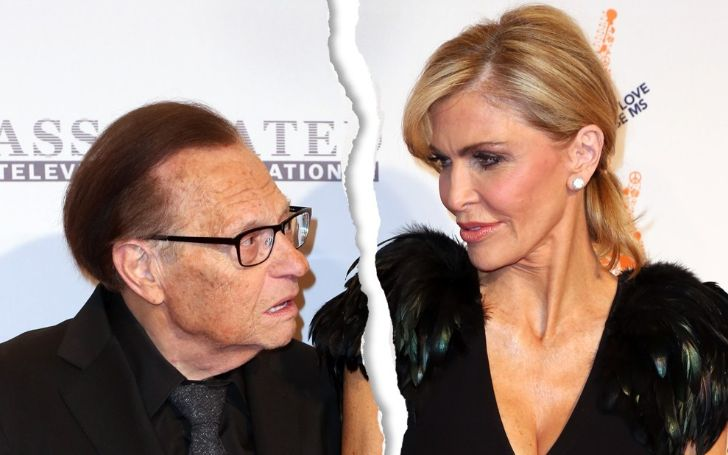 Larry King Files For Divorce From His Seventh Wife Shawn King After 22 Years