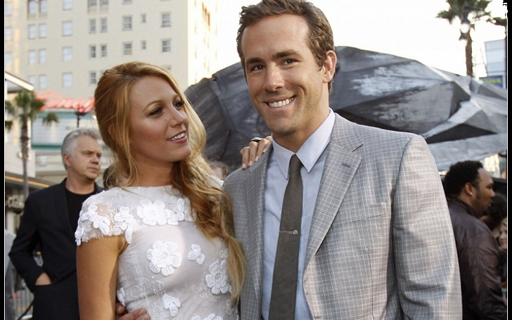 Ryan Reynolds And Pregnant Blake Lively Are Extremely 'Excited' About Their Baby #3