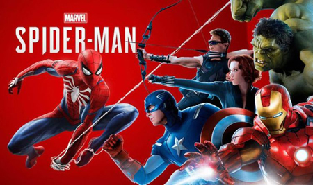 Spider-Man game and Avengers movie