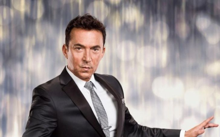 'Strictly Come Dancing' Judge Bruno Tonioli Takes To Instagram To Share A Comical Picture Of Him Posing In His Underwear