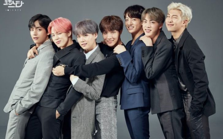 Every BTS Member Ranked From Oldest To Youngest - Learn Their Ages Here!