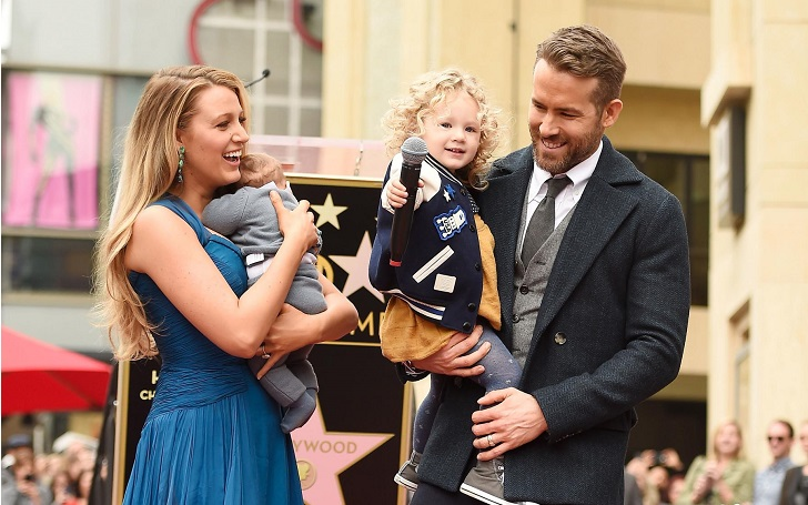 What Could Blake Lively And Ryan Reynolds Name Their Baby #3? The Name Of Their Two Kids Might Provide A Hint!