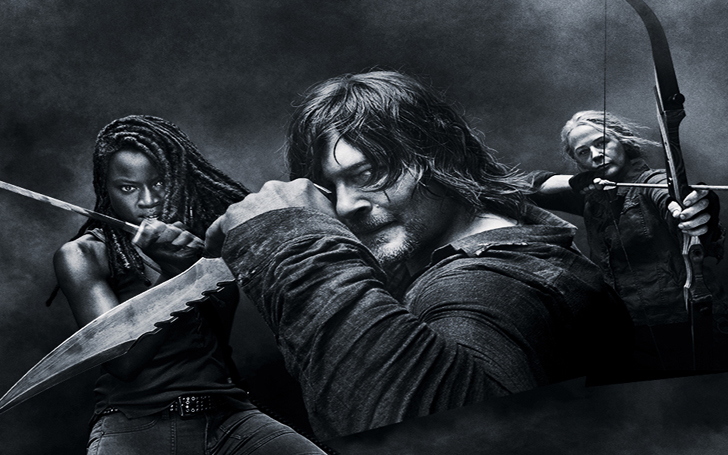 Check Out The Synopsis And Key Art Of The Walking Dead Season 10