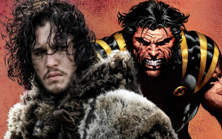 Jon Snow In The MCU? Kit Harington Rumored To Play Wolverine In Marvel Cinematic Universe!