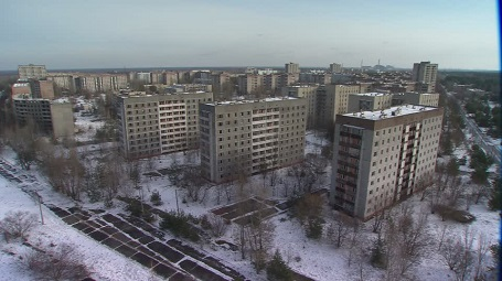 What the world could look like without humans in it. The Chernobyl exclusion zone shows a glimpse of one such world.