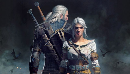 The Witcher game.