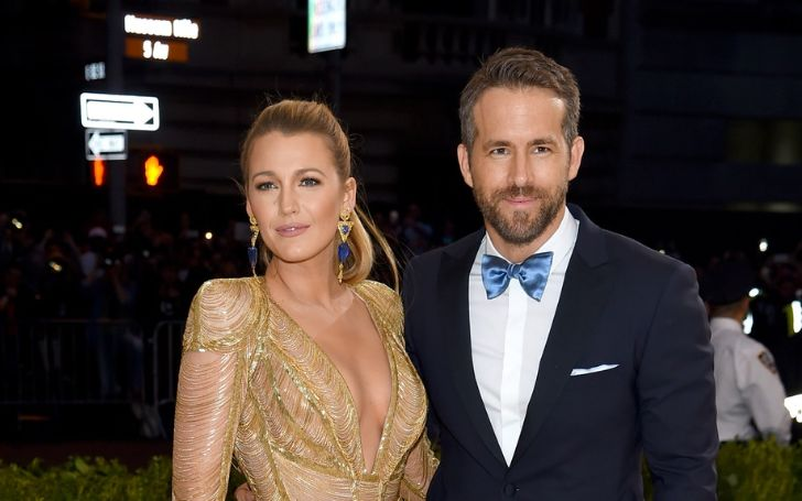 Ryan Reynolds Trolls Pregnant Wife Blake Lively On Her 32nd Birthday With Some Hilarious Never-Before-Seen Candid Photos