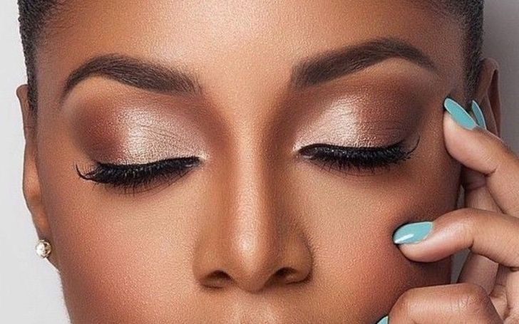 Step By Step Guide To Eye Makeup for Dark Skin