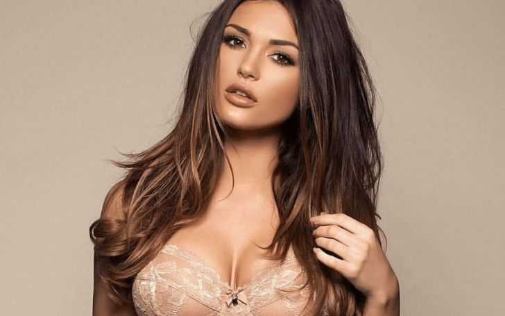 Love Island's India Reynolds Feels No Shame Over Her Topless Modeling