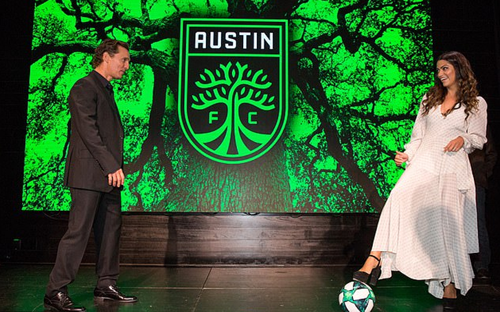 Matthew McConaughey Becomes Co-Owner Of Austin FC - Here's How The Fans Reacted!