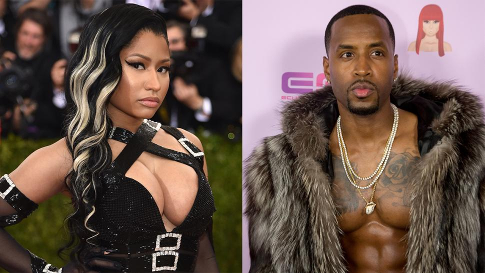 Nicki Minaj's Ex Safaree Samuels Weighs-In On The Viral Chicken Sandwich Debate