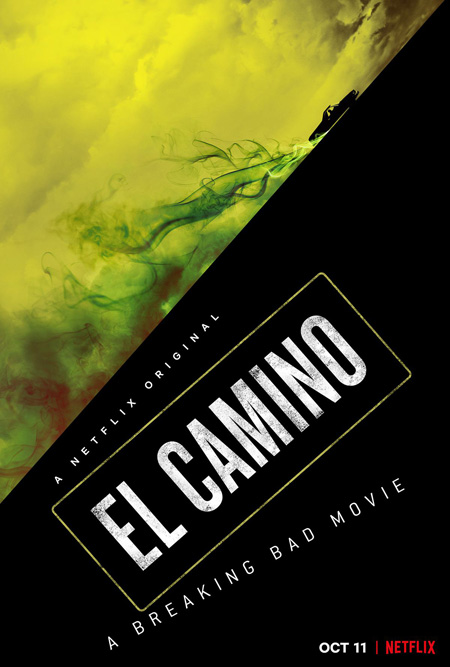 The poster for El Camino.