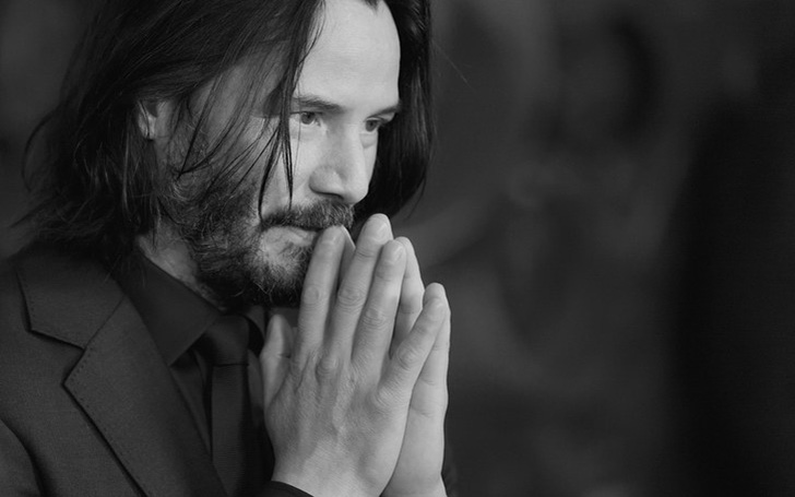 You Won't Believe How Things 'Just Fell Into Place' When A Virginia Man Wanted To Raise Money For His Charity While Keanu Reeves Wanted To Promote A New Movie