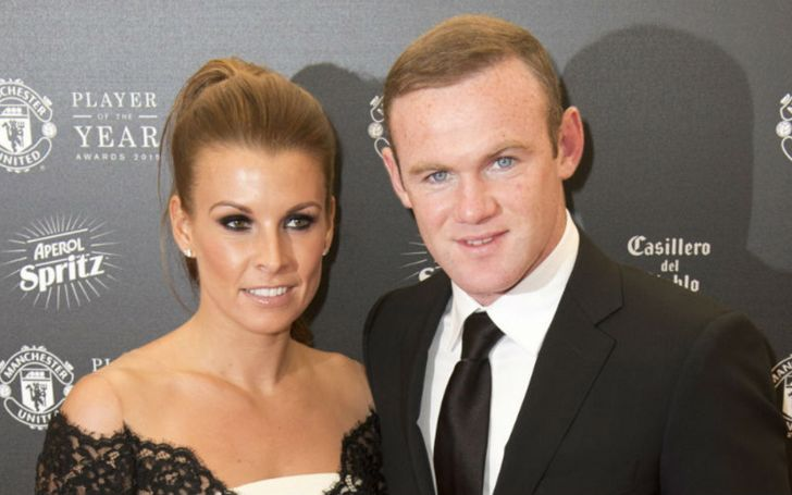 Coleen Rooney Spotted without her Wedding Ring While Wayne Rooney Seen With Another Woman