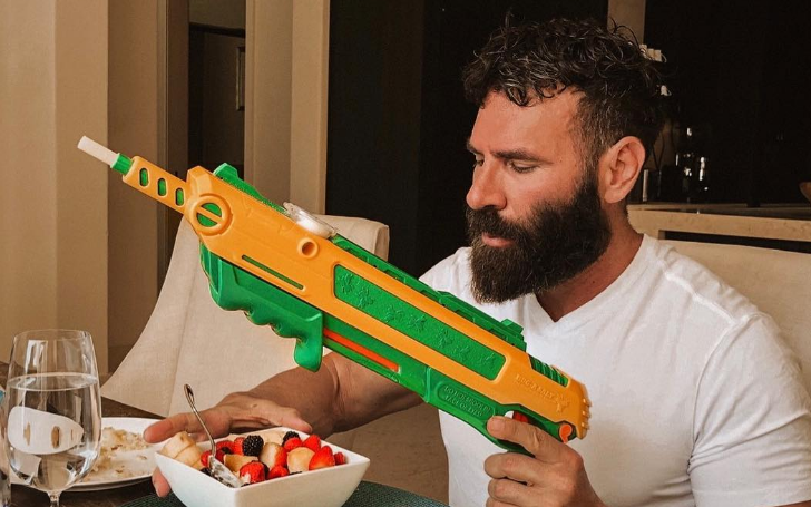 Dan Bilzerian's Las Vegas House Is Absolutely Insane - How Much Is This Internet Personality Worth?
