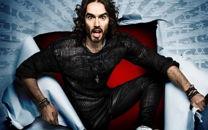 Russell Brand Is Set To Host A Night Of Solo Performance About Mental Health