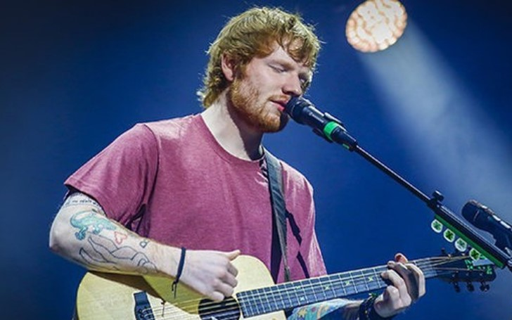 Ed Sheeran Announces He Will Be Taking An 18-Month Break From Performing After Finishing His Mammoth World Tour