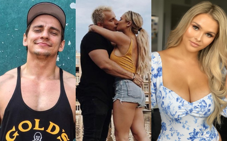 Vitaly Zdorovetskiy Gears Up For His Girlfriend Kinsey Wolanski's Gargantuan Birthday Celebration