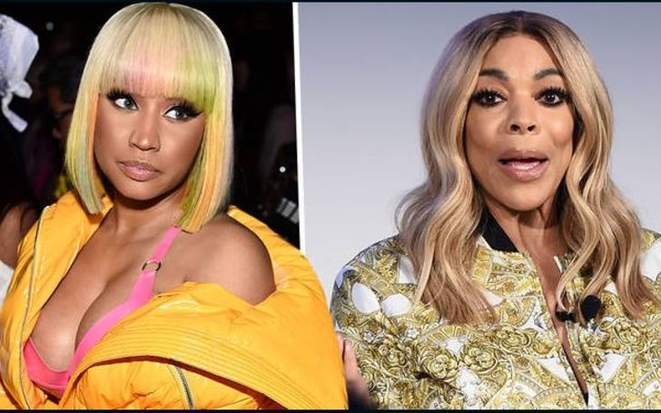 Nicki Minaj Responds To Wendy Williams' Views On Her Relationship And Alleged Marriage