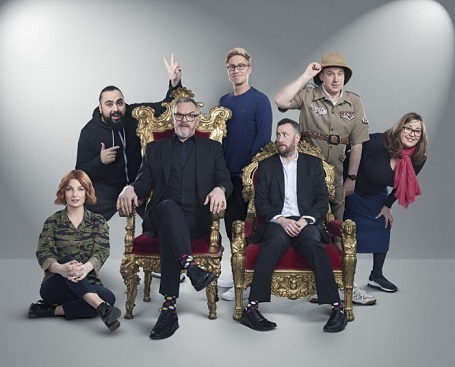 Alice was a part of comedy show 'Taskmaster' in 2018