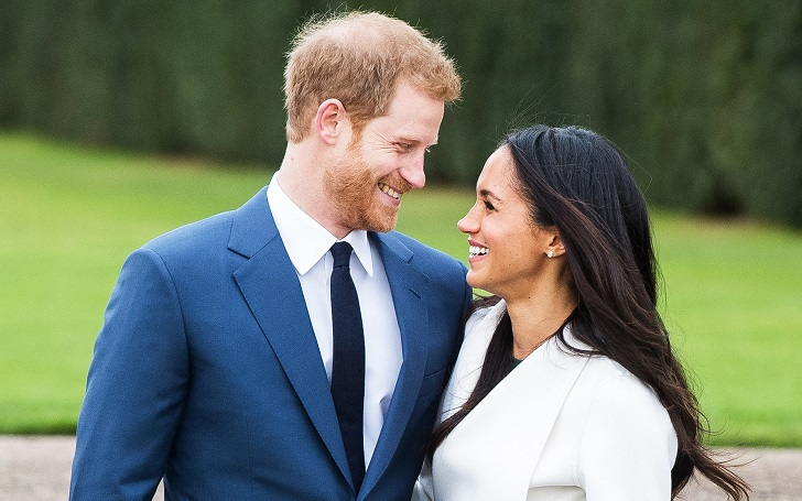 Prince Harry Leaves His Wife Meghan Markle A Touching Message As She Celebrates Her Birthday Today