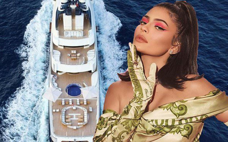 Kylie Jenner Has Reportedly Hired A $250 Million Superyacht To Ring In Her 22nd Birthday