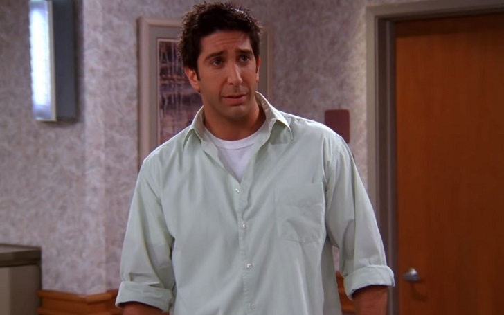 It's Never Happening! David Schwimmer Just Shot Down Any Chance Of A Friends Reunion!