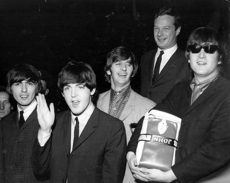 Brian Epstein was considered the fifth man of The Beatles
