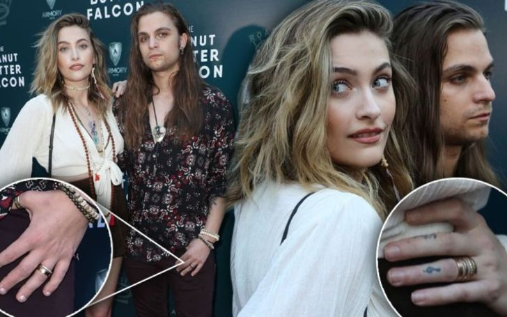 Are Paris Jackson And Gabriel Glenn Secretly Married?