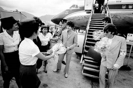The Beatles in Manila, 1996