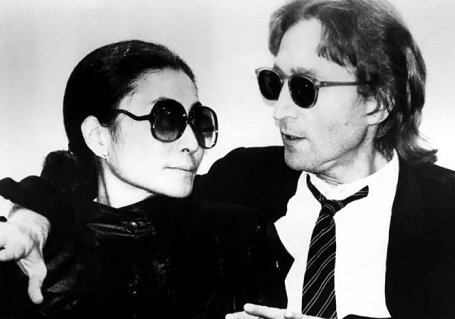 John Lennon and Yoko Ono were officially together since 1968
