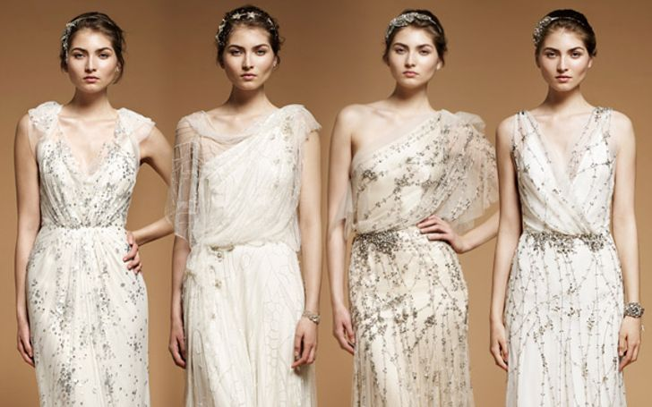 Top 5 Jenny Packham Bridal Dresses!