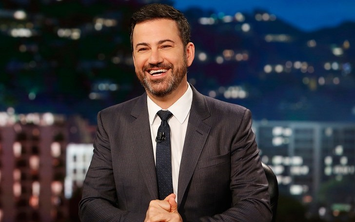 Jimmy Kimmel Says His Show Tackles Political Issues Because 'Politicians Don't Seem To Care What We Think Anymore'