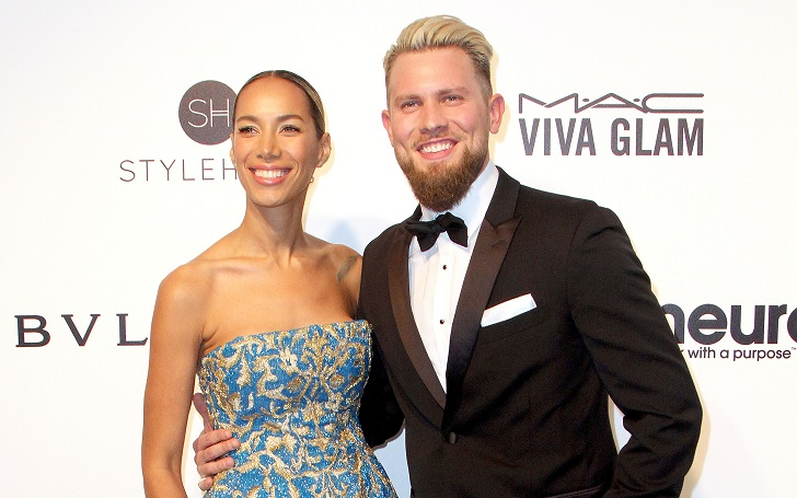 Leona Lewis Tied The Knot With Dennis Jauch In A Lavish Ceremony Held At Sting And Trudie Styler's Estate In Italy; Check Out Her Stunning Wedding Dress!