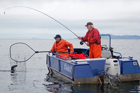 Fishing is a profitable business but there can be dangers