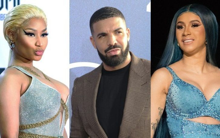 Nicki Minaj Fans Are Calling Drizzy A 'Snake' For 'Dissing His Sister' By Inviting Cardi B To Perform At The Annual Event