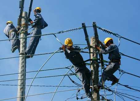 Electrical line workers are prone to the dangers of the job itself