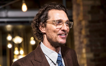 Matthew McConaughey New Movie 'The Gentlemen' - Grab All ...