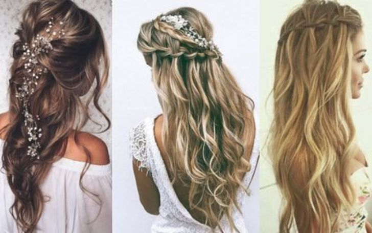 Check Out These 4 Amazing Wedding Hairstyles You Won't Look Back On!